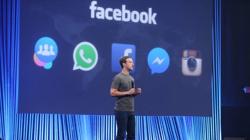 Illustration for article titled Que reine el caos: Facebook, Instagram y WhatsApp están caídos a la vez en varios países