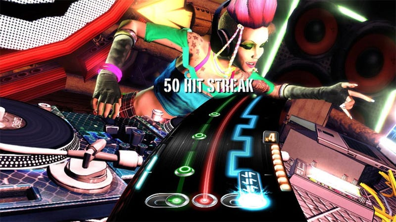 Illustration for article titled Activision Puts Higher Price On DJ Hero, Band Hero