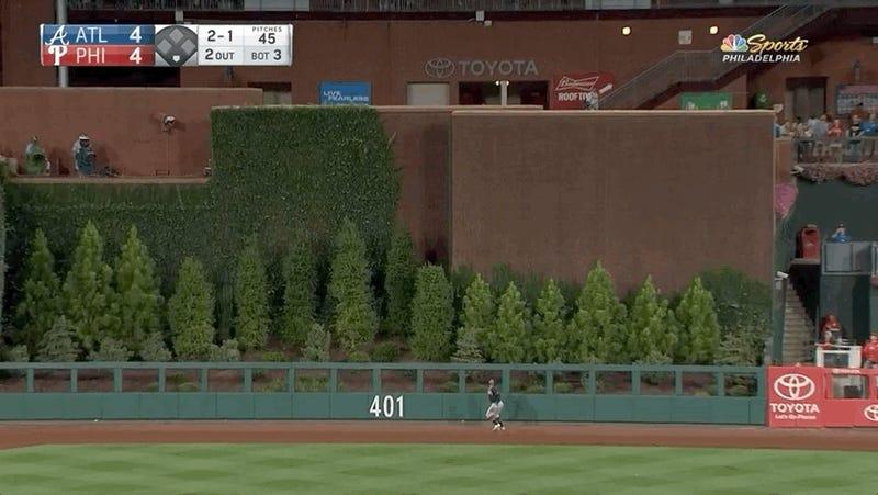 Ronald Acuña Jr. Robs Home Run, Immediately Turns It Into Inside-The-Park Home Run