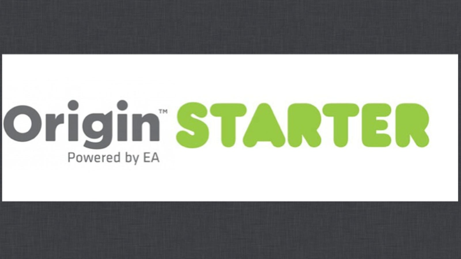 EA Offers Crowdfunded Games Three Months of Free