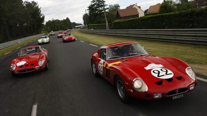 Illustration for article titled Exactly how many Ferrari 250 GTOs were built?