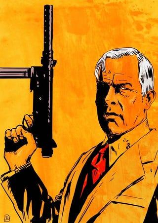 Richard stark parker graphic novels