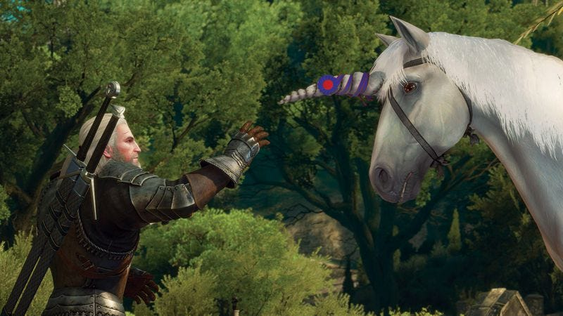 Screenshot: The Witcher 3: Wild Hunt—Blood And Wine/CD Projekt Red