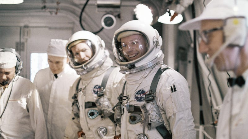 Neil Armstrong in 1966.