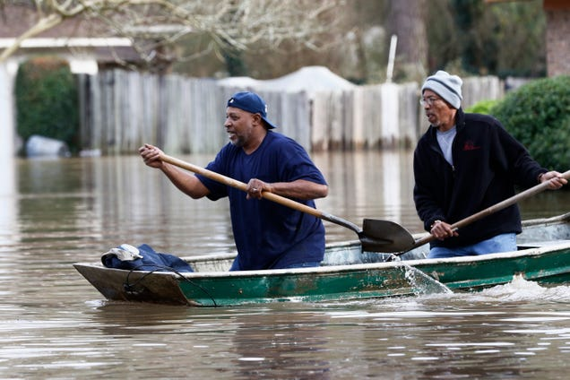 Floods Have Devastated Mississippi, and More Rain Is on the Way