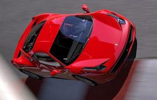 Illustration for article titled New High-Res Gran Turismo 5 Shots Reveal Ferrari 458, Crash Damage