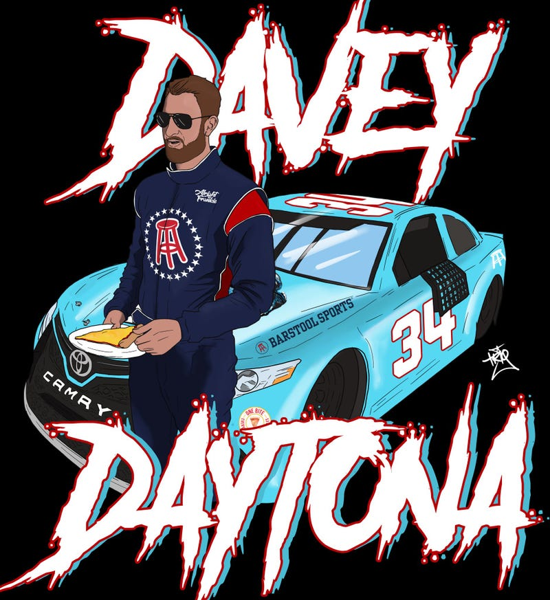 Illustration for article titled El Presidente Is The Real Daytona Champ