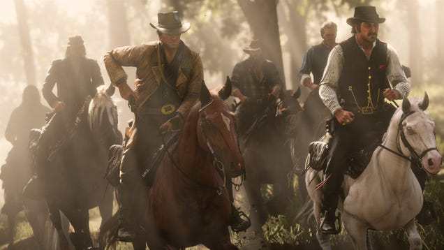 Red Dead Redemption 2 Is Already Leaving Xbox Game Pass