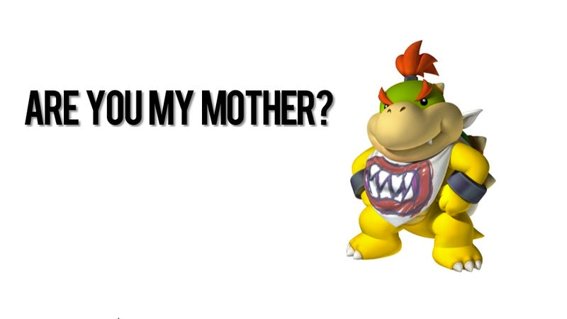 who is bowser jr s mother and other burning mario questions answered