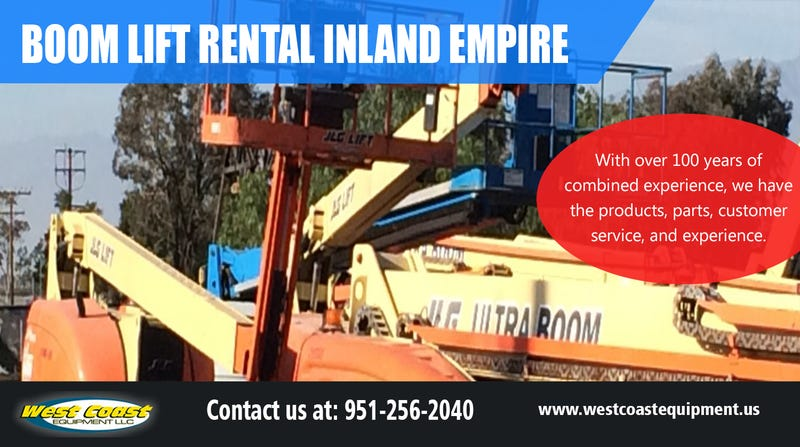 Illustration for article titled Boom Lift Rental Inland Empire | westcoastequipment.us
