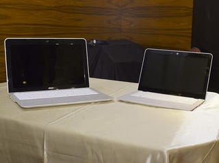 Illustration for article titled MSI's X-Slim X340, X600 Are Two More Sub-$1000 Macbook Air Lookalikes