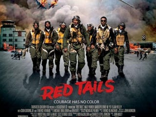 Illustration for article titled 'Red Tails' Flying High at Box Office