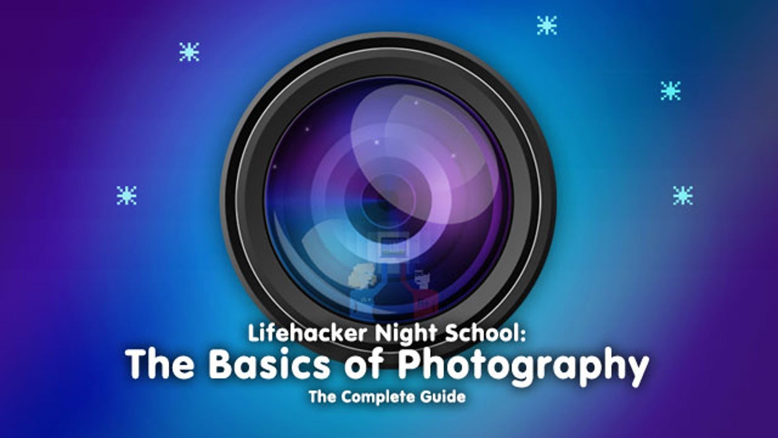 Basics Of Photography The Complete Guide Diagram A Dslr Camera Digital Block