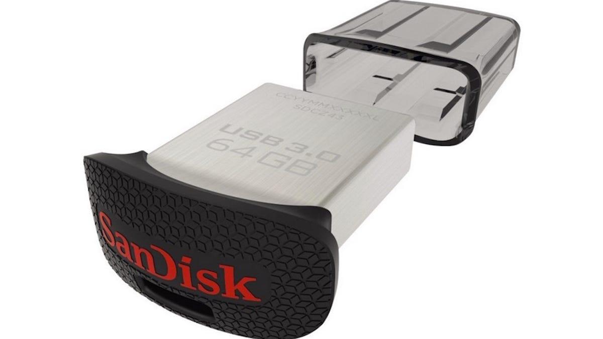 Five Best USB 3 0 Flash Drives
