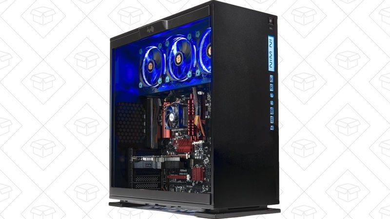 Computadora para jugadores SkyTech Legacy, $750
