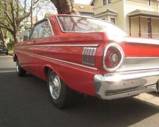 Illustration for article titled 1964 Ford Falcon Futura