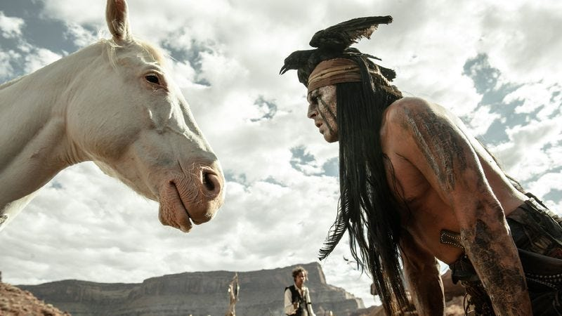 Illustration for article titled The Lone Ranger
