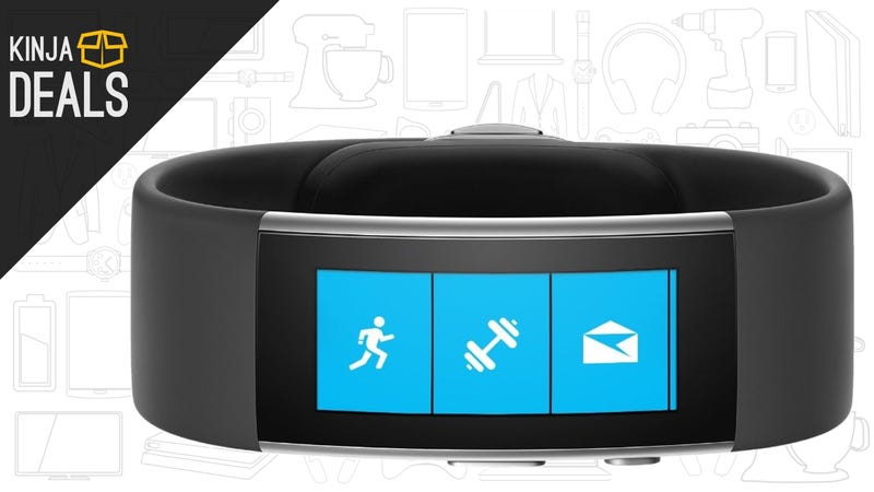 Illustration for article titled Save $50 on Microsoft's Brand New Fitness Tracker