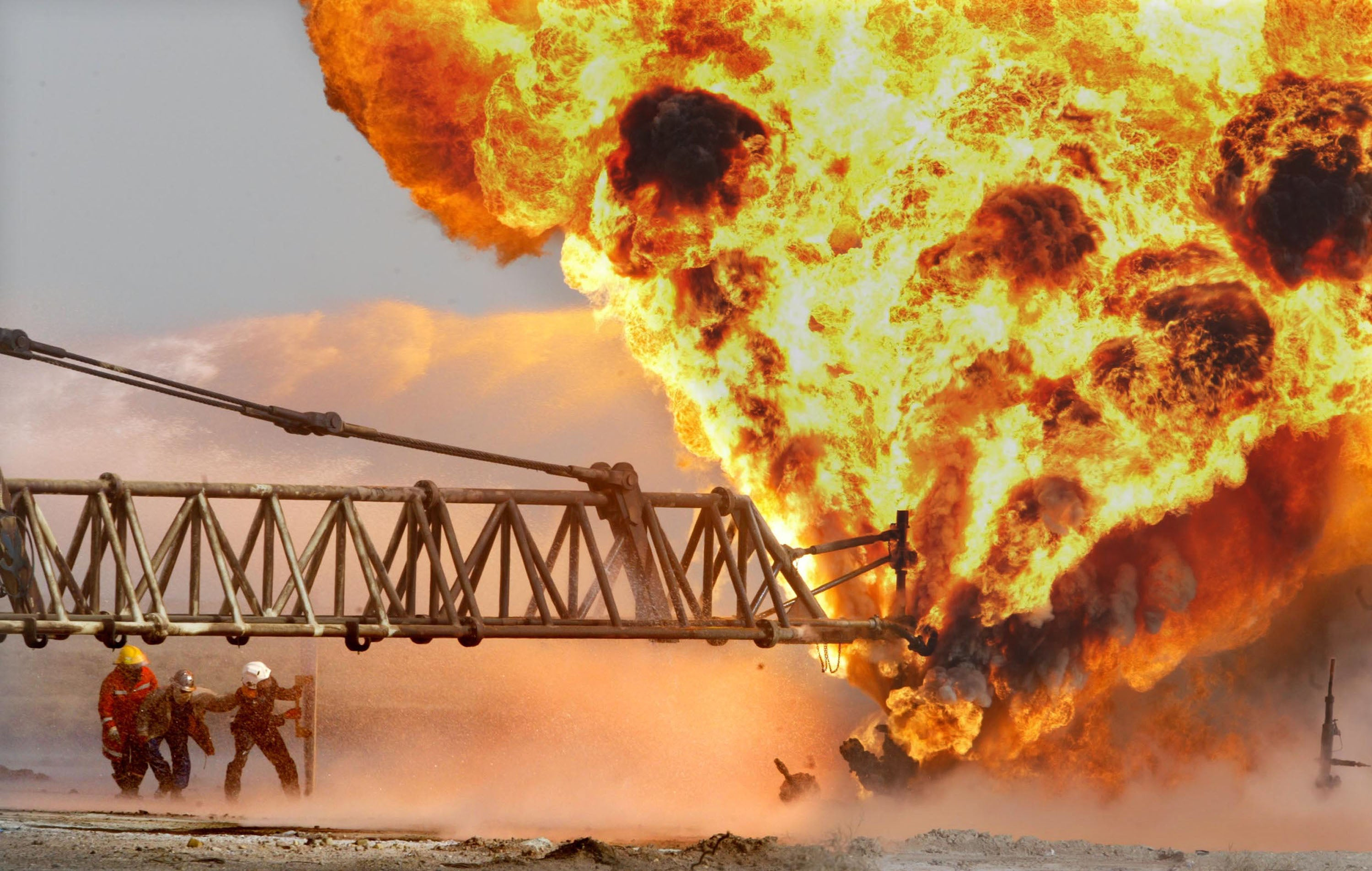 Greatest Fossil Fuel Disasters In Human History