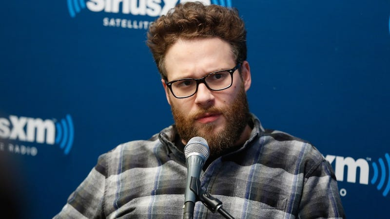 Illustration for article titled Fucking Chill, Says Seth Rogen to American Sniper Tweet Backlash