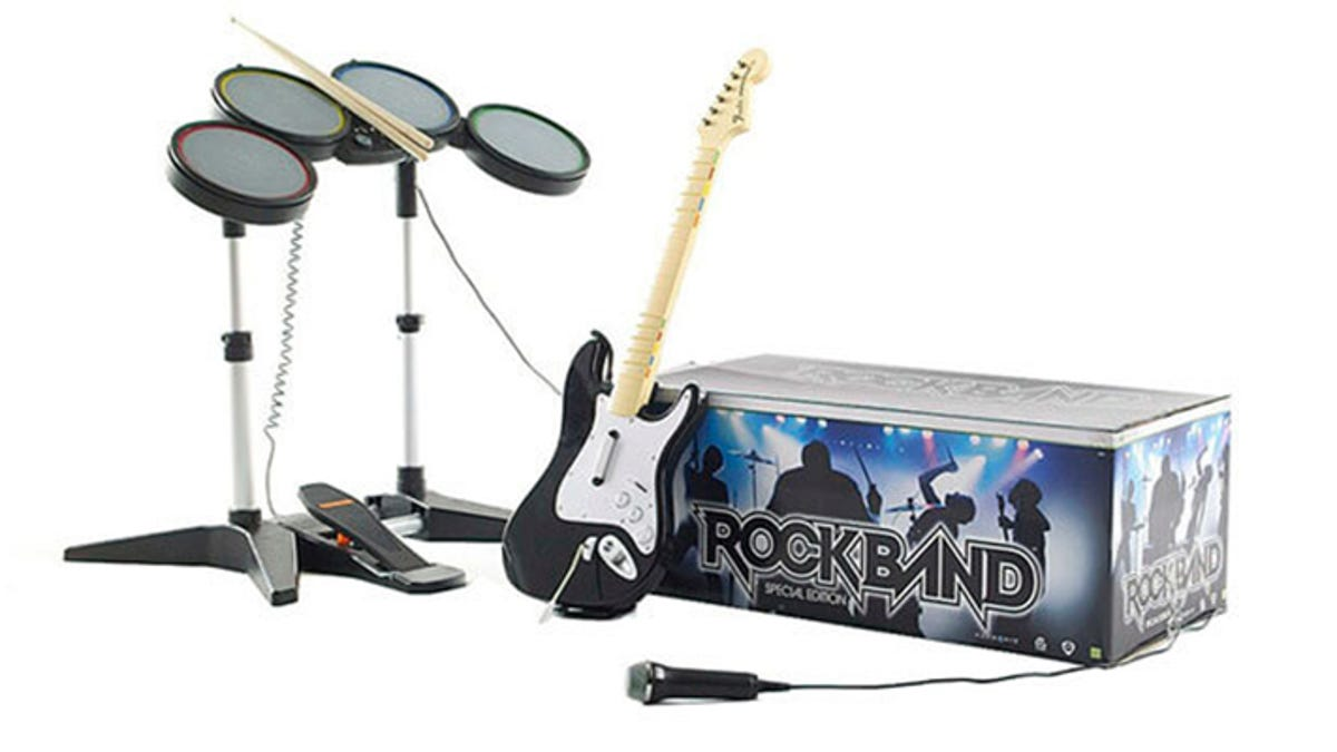 Ten Years Of Rock Band, That Game Everybody Used To Play