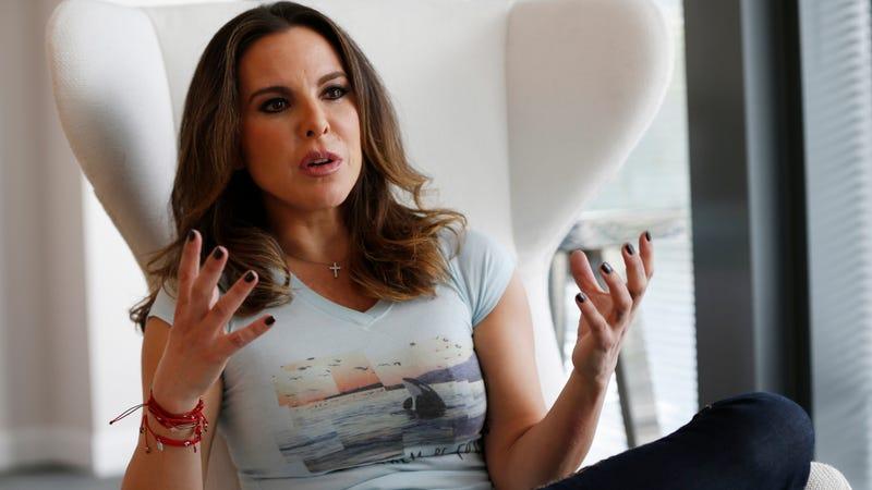 Kate del Castillo, AP images.