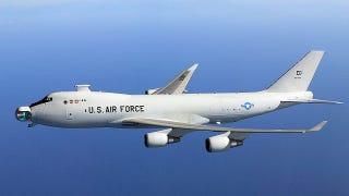 Illustration for article titled The Air Force's Rocket-Killing Megawatt Laser Runs on Rocket Fuel