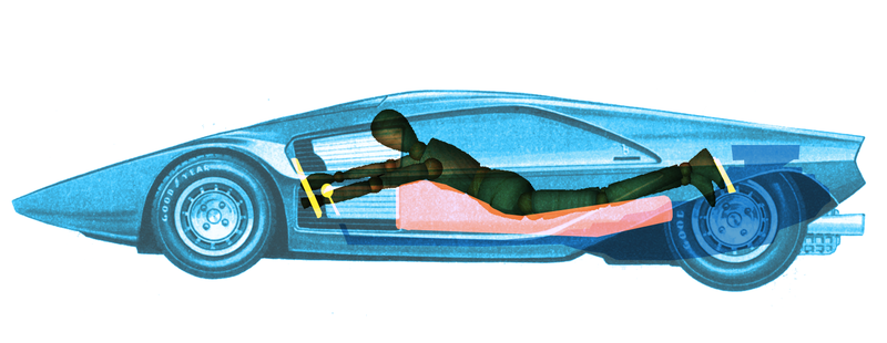 Illustration for article titled Would You Drive This?