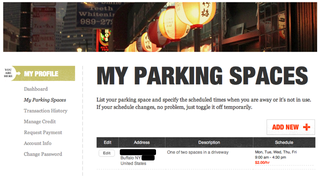 Illustration for article titled Park Circa Rents Out Your Prime Parking Spot for Side Cash