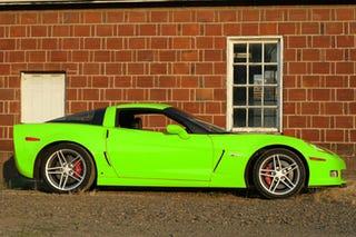 "Illustration for article titled 2011 Corvette To Get Hybrid ""Lutz"" Mode"