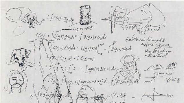 richard feynman essay