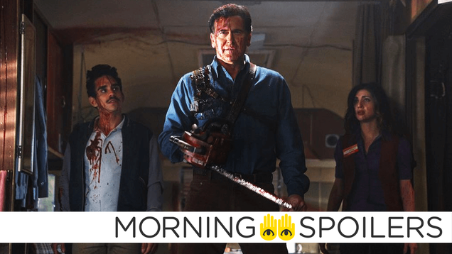 Updates From the Next Evil Dead, The Flash, and More