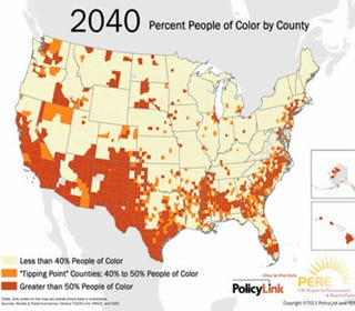 """Map of America's Tomorrow"" (PolicyLink)"