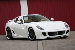 Illustration for article titled NOVITEC ROSSO Ferrari 599 GTB: Photos
