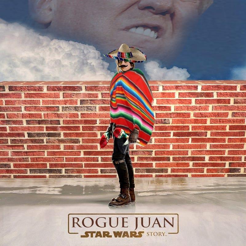 Illustration for article titled ROGUE JUAN
