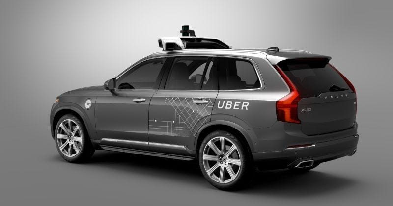 Illustration for article titled Why Uber Is Continuing To Hemorrhage Cash