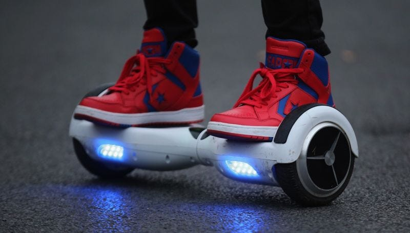 Illustration for article titled Hoverboards Are Ruining Christmas