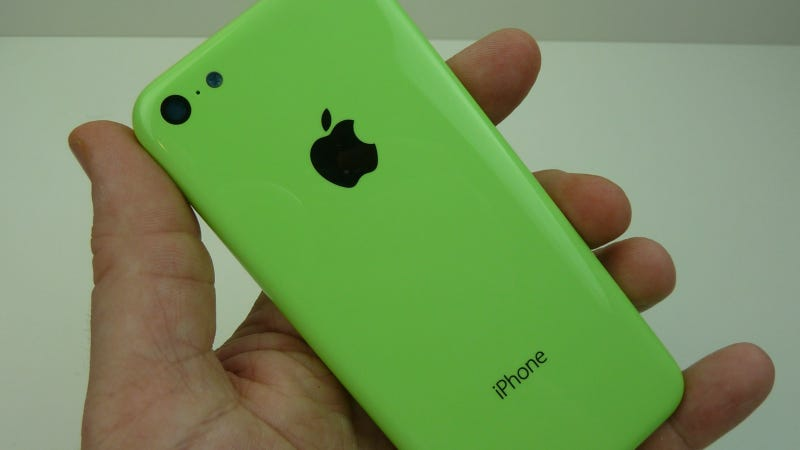 Illustration for article titled This Could Be Our First Look at a Colorful Budget iPhone