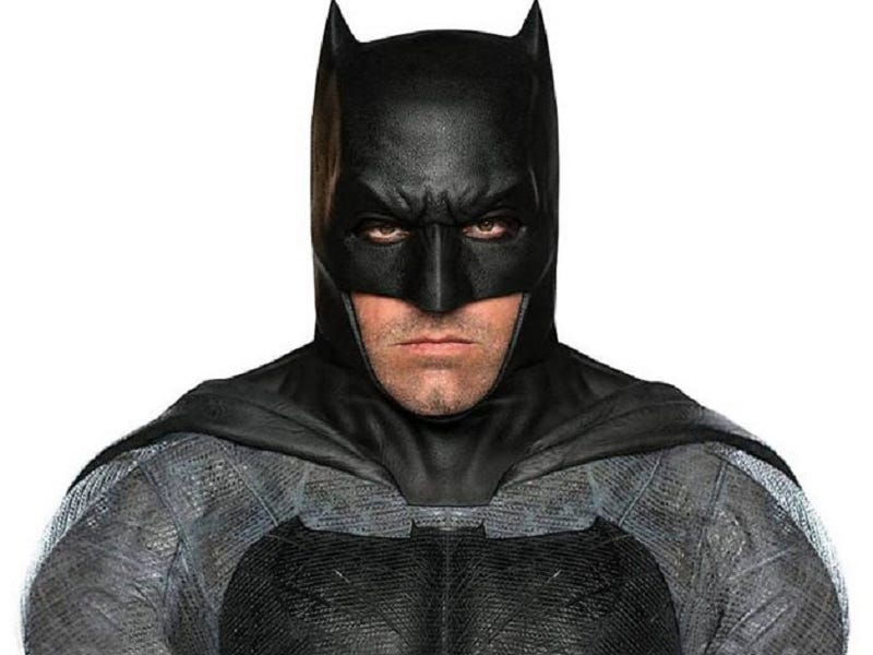 Illustration for article titled Ben Affleck Might Be Directing A Batman Trilogy