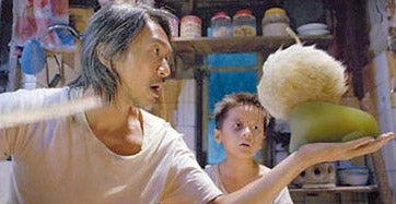 Illustration for article titled Stephen Chow Admits CJ7 Is An ET Clone