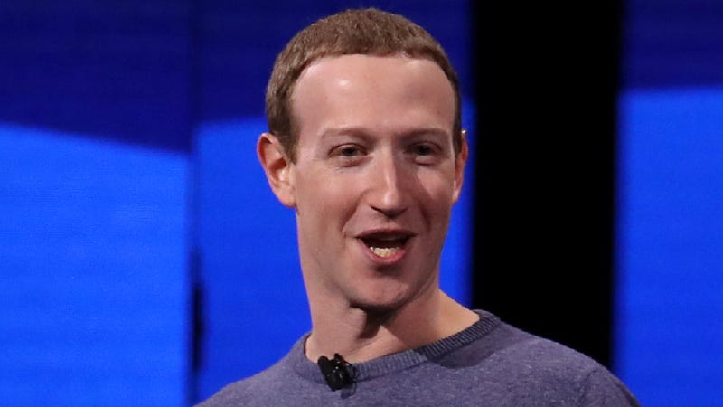 This is the face Spirit Zuck makes every time he figures out which friend you wanna bone.
