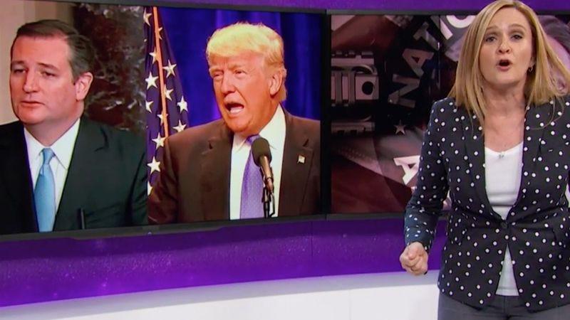 (Screengrab: Full Frontal With Samantha Bee)