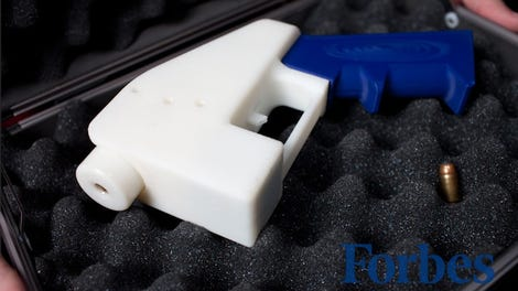 It's Becoming Frightfully Easy to Make Untraceable Guns at Home