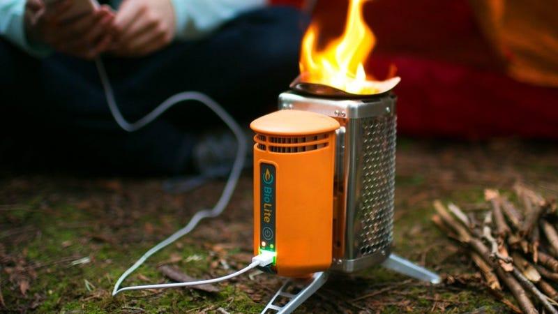BioLite Wood Burning CampStove | $78 | REI Garage