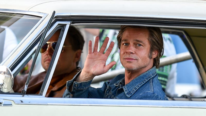 Brad Pitt and Margot Robbie are goddamned radiant in new
