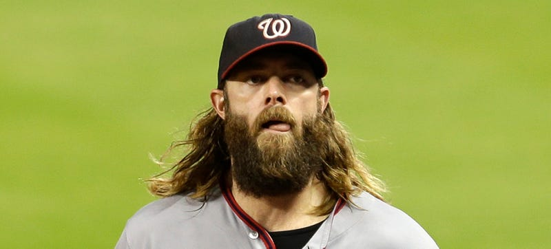 Illustration for article titled Nats' Jayson Werth Will Do Five Days In Jail For Speeding In Virginia