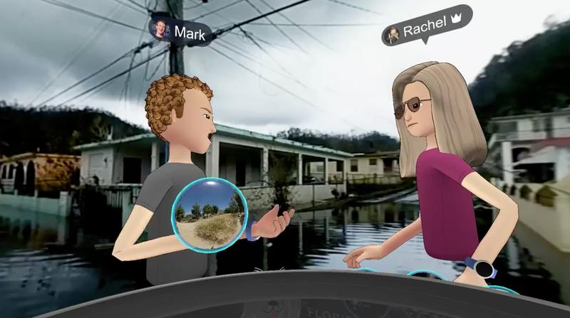 Mark Zuckerberg video screenshot via Facebook