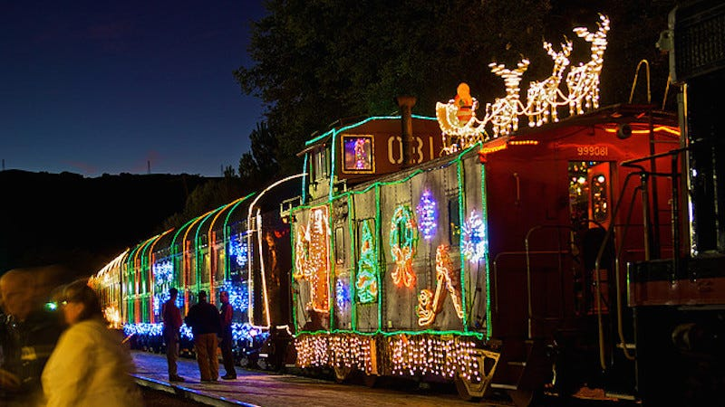 The Places To Visit In Each State For Incredible Christmas Lights