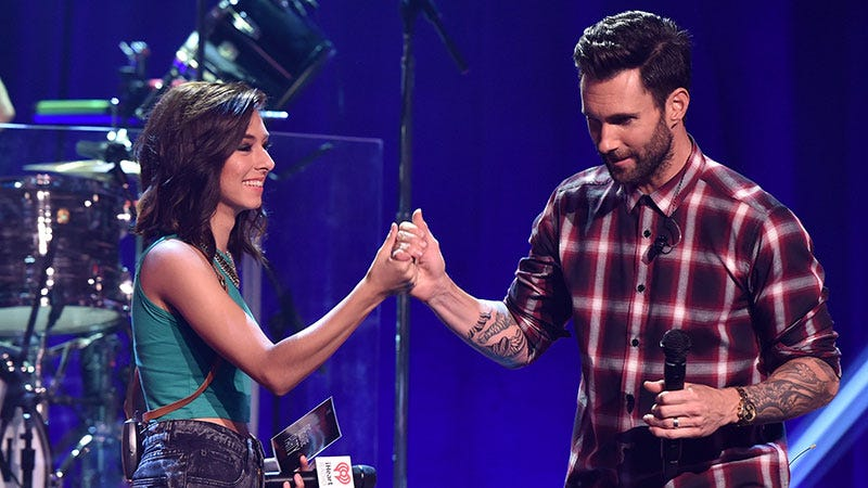Illustration for article titled Adam Levine Will Pay For the Funeral of SlainVoice Contestant Christina Grimmie