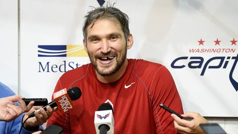 41e5f0b18fe Alexander Ovechkin Gains Vitality From Booze
